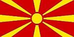 macedón zászló